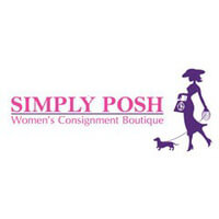 Simply Posh Consignment Boutique Womens Consignment logo