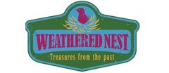 Weathered Nest Antiques logo
