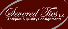 Severed Ties Antiques and Quality Consignments Furniture Consignment logo