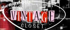 Hot Rod Heidi's Vintage Closet Vintage logo