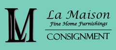 La Maison Fine Home Furnishings Consignment Furniture Consignment logo