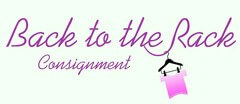 Back to the Rack Consignment logo