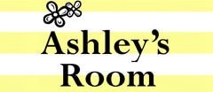 Ashley's Room logo