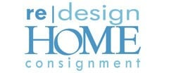 Redesign HOME Consignment Furniture Consignment logo