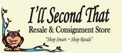 I'll Second That Resale and Consignment Store Furniture Consignment logo