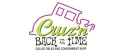 Cruz'N Back In Time Collectibles & Consignments Collectibles logo