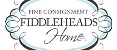 Fiddleheads Fine Home Consignment Furniture Consignment logo