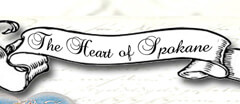 The Heart of Spokane  logo