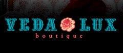 Veda Lux Boutique Vintage logo