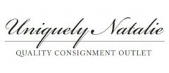Uniquely Natalie Quality Consignment Outlet logo