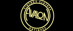 Avalon Antiques & Vintage Clothing Vintage logo
