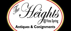 The Heights Shop Antique shop