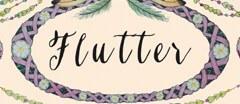 Flutter Vintage logo