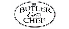 The Butler & The Chef French Antiques Antique logo