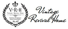Vintage Revival Home logo