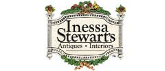 Inessa Stewart's Antiques & Interiors Antique logo