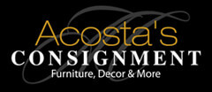 Acosta's Consignment Store Furniture Consignment shop