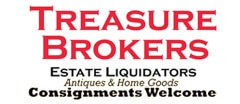 Jarred's Homegoods / Treasure Brokers Furniture Consignment shop