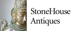 StoneHouse Artifacts Antique logo