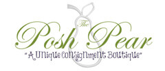 The Posh Pear Womens Consignment shop
