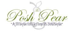 The Posh Pear Womens Consignment logo