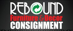 Rebound Furniture & Decor Consignment Furniture Consignment shop