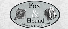 Fox & Hound Antiques & Home Decor logo