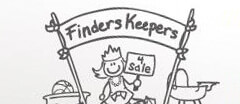 Finders Keepers Children's and Maternity Consignments Childrens Consignment logo