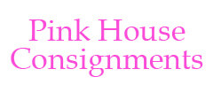 Pink House Designer Consignment Boutique Womens Consignment logo
