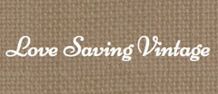 Love Saving Vintage Vintage shop