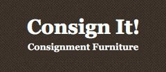 Consign It! Furniture Consignment logo