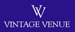 Vintage Venue Vintage logo