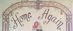 Home Again logo