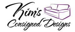 Kim's Consigned Designs Furniture Consignment shop