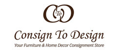 Consign to Design Furniture Consignment logo