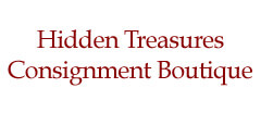Hidden Treasures Consignment Boutique Furniture Consignment shop