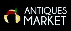 Ragtime Annie's Antiques Market Antique logo