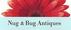 Nug and Bug Antiques & Collectibles logo