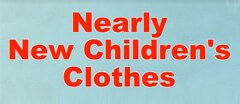 Nearly New Children's Clothes logo