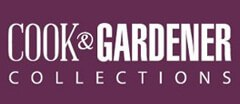 Cook & Gardener Vintage and Antiques logo
