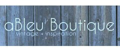 aBleu Boutique in The Porch Swing Vintage logo