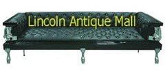 Lincoln Antique Mall logo