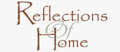 Reflections of Home logo