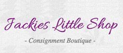 Jackies Little Shop Womens Consignment shop