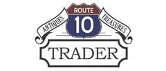 Route 10 Trader Vintage logo