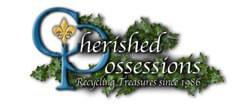 Cherished Possessions Furniture Consignment logo