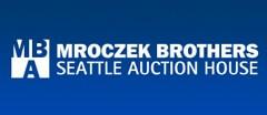 Mroczek Brothers Auctioneers & Associates Antique logo