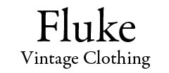 Fluke Vintage Clothing Vintage shop