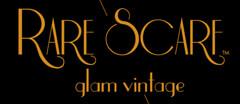 Rare Scarf Vintage logo