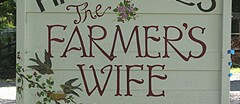 The Farmer's Wife logo